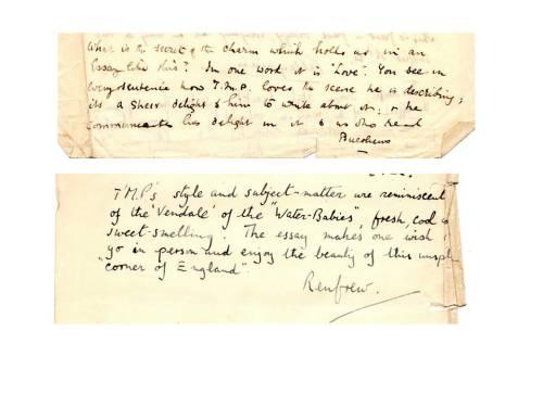 Charles Clark frank essays